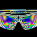 Psychedelic Safety Glasses