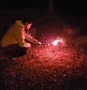 1st Jan 2021 - New Year Fireworks