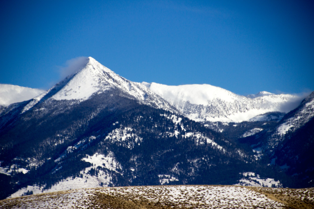 Beaverhead Mountains by jetr