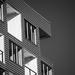 Straight Edges in black & white