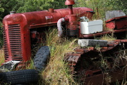 8th Jan 2021 - Abandoned tractor