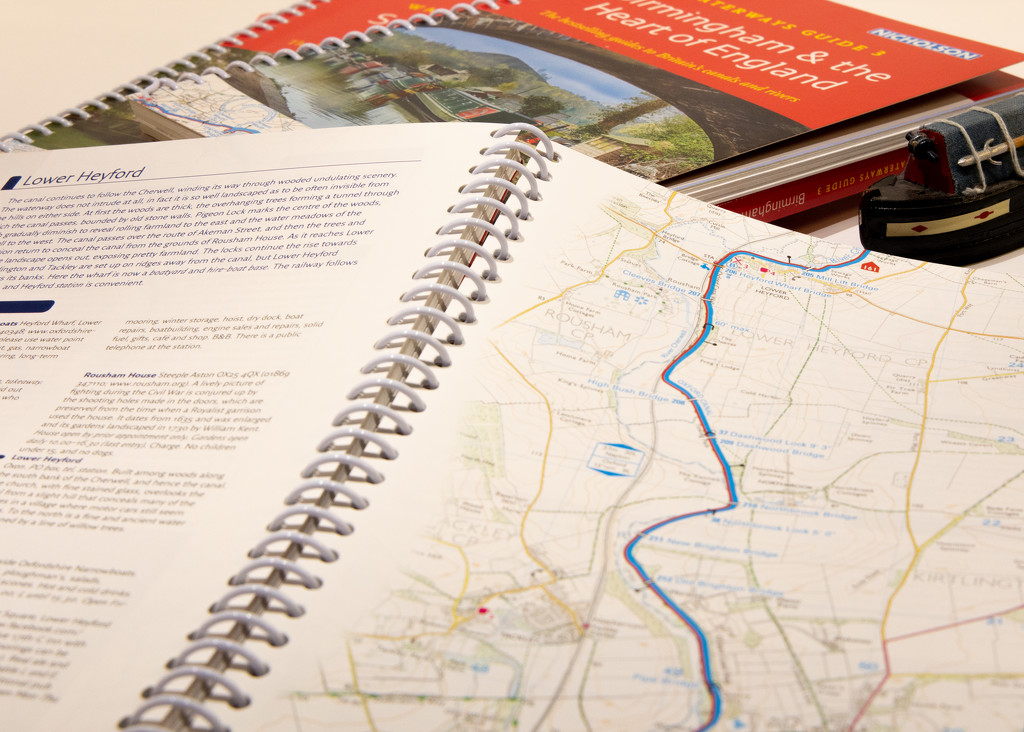 Canal planning by peadar