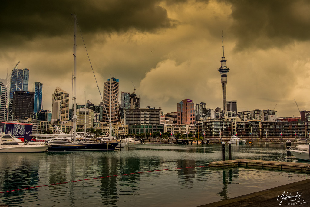 Viaduct harbour by yorkshirekiwi