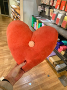 10th Jan 2021 - Big red heart.