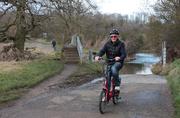 10th Jan 2021 - Back on the bike!