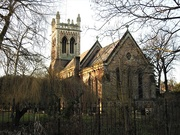 6th Jan 2021 - St Leodegarious Church Basford