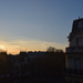 sunset over Paris