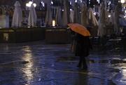 10th Jan 2021 - The orange umbrella