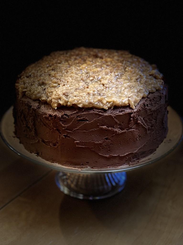 birthday cake by vankrey