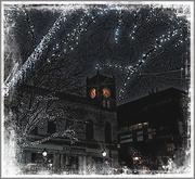 7th Jan 2021 - Nighfall in Stroudsburg