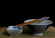10th Jan 2021 - blue and white still life