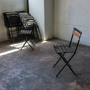 11th Jan 2021 - Empty Chairs