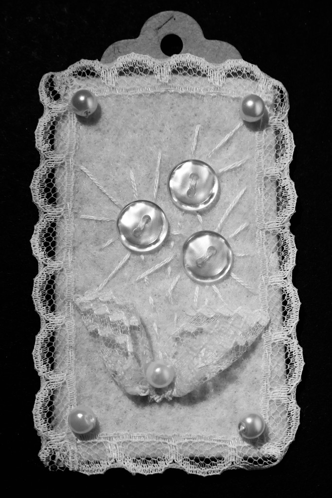 Textile tag by chris17
