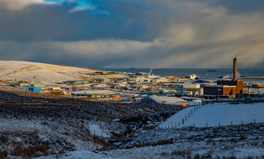 Industrial Lerwick by lifeat60degrees