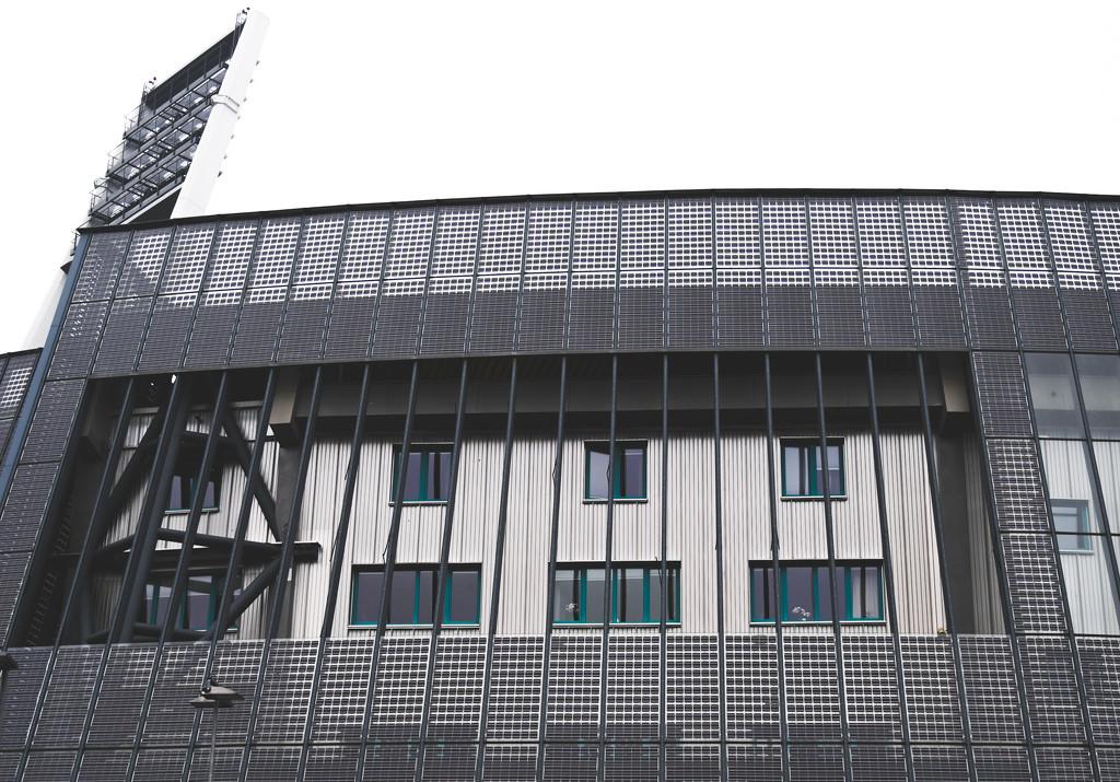 Stadium & Windows by toinette