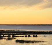 11th Jan 2021 - Pocasset River entrance - Sunset series #2