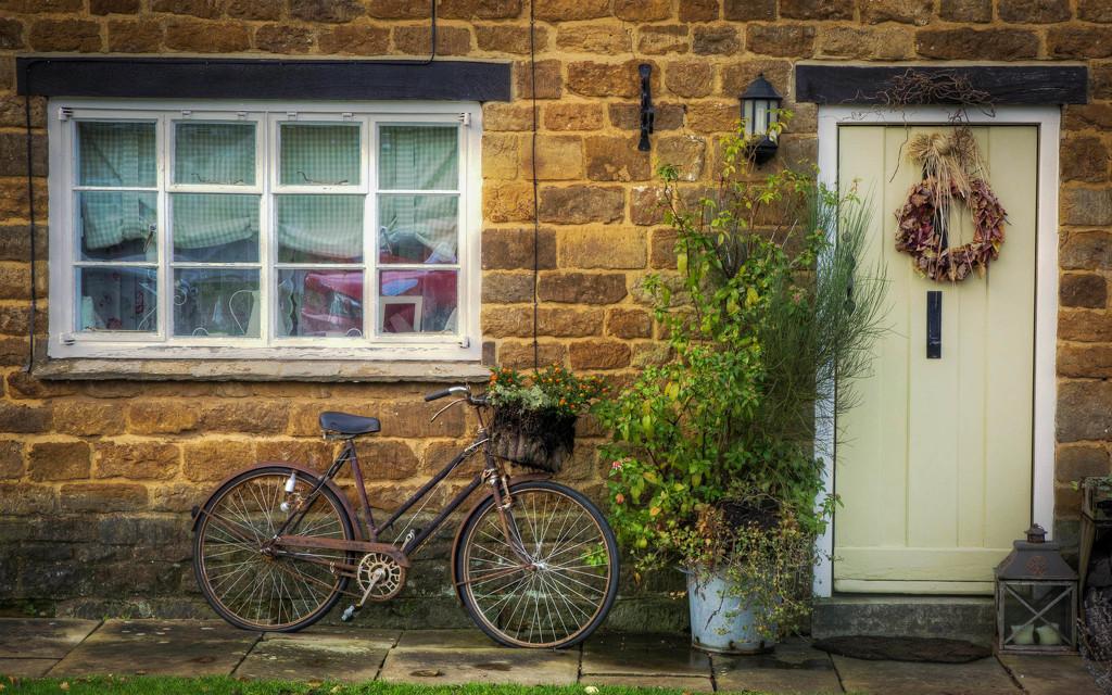 front door by jantan