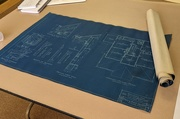 11th Jan 2021 - Ironing Blueprints