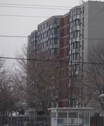 11th Jan 2021 - Buildings #4: Apartment Building
