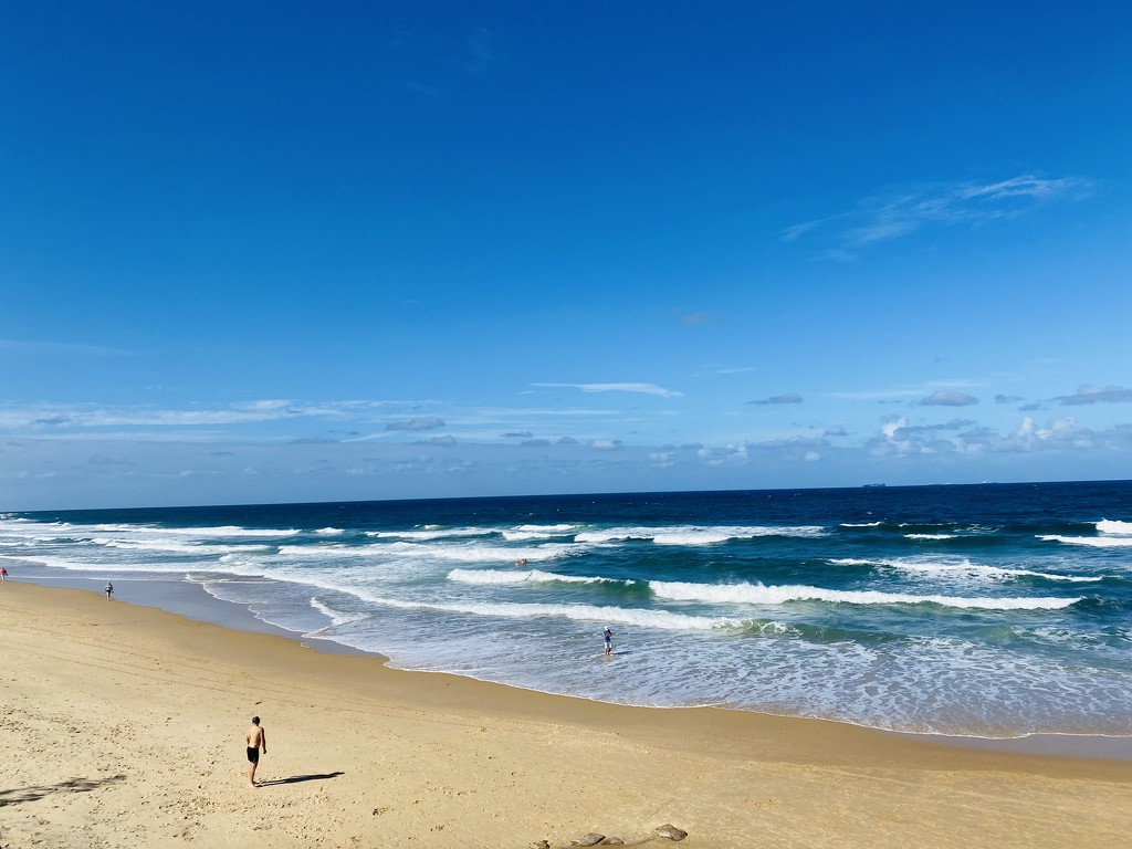 Ballinger Beach by corymbia