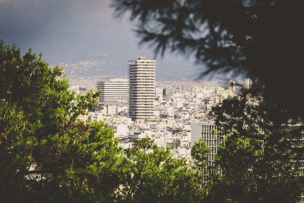 City Of Athens 2 by gerry13