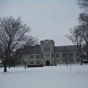 12th Jan 2021 - Buildings #5: Albert College