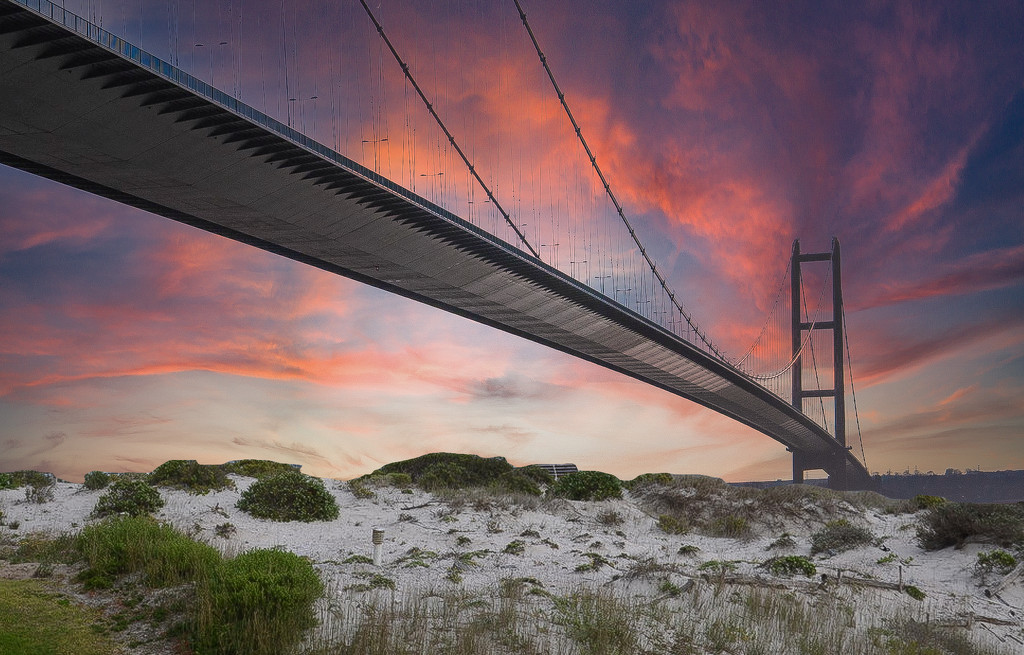 WWYD200 Humber Bridge by lumpiniman