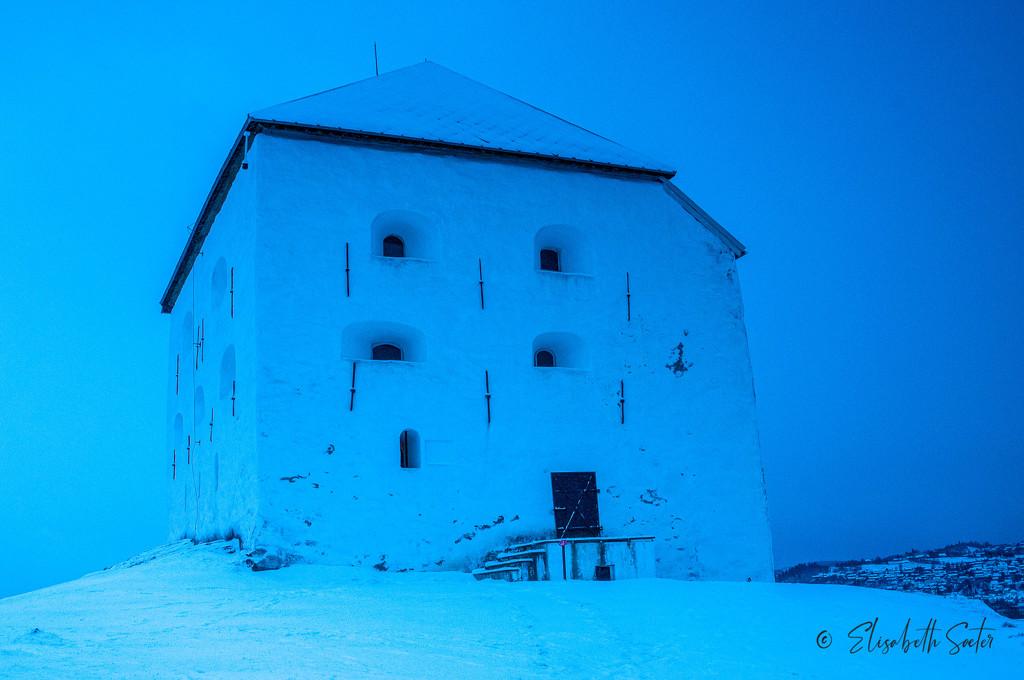 Kristiansten Fortress by elisasaeter