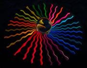 12th Jan 2021 - Pencil Waves