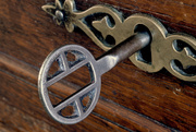 12th Jan 2021 - Lock and Key