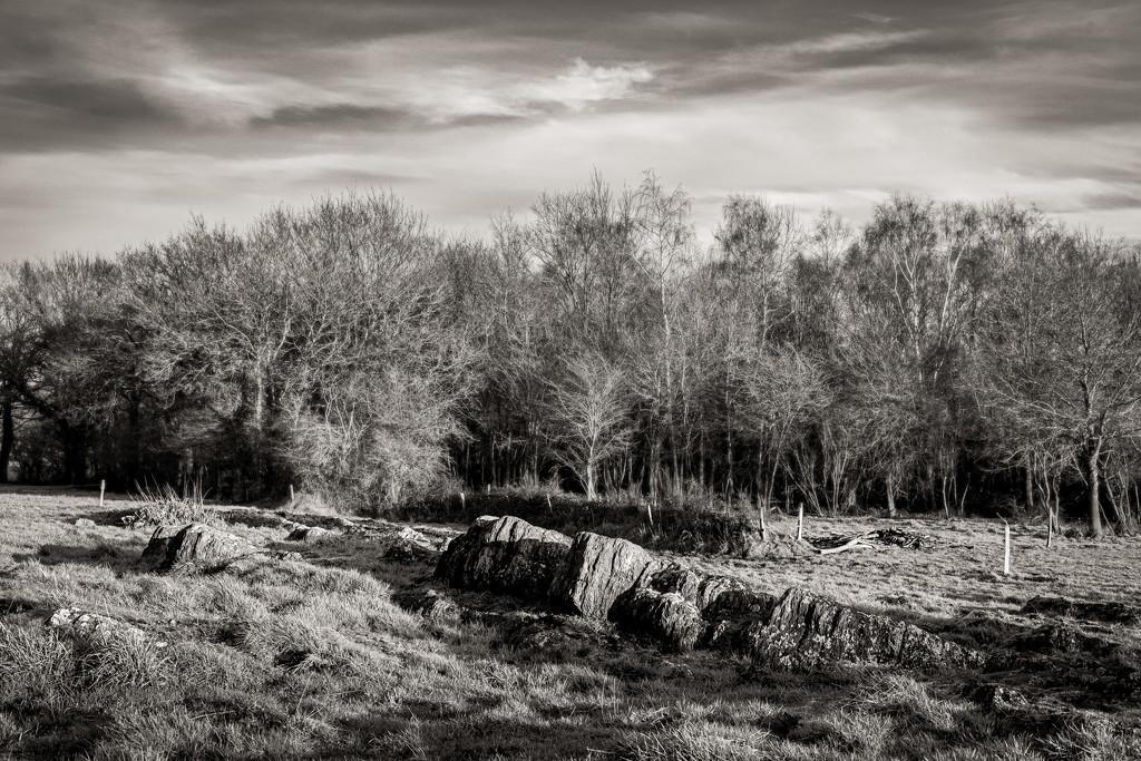 Rocky Outcrop... by vignouse