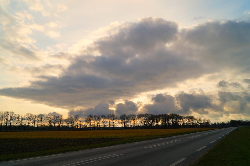 dark clouds by gijsje