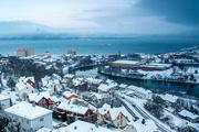13th Jan 2021 - Trondheim