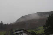 13th Jan 2021 - bit of cloud on the hill