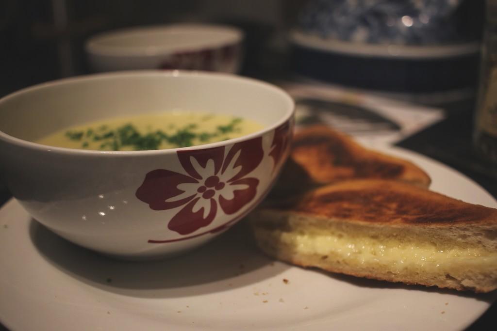 Soupy Soup by spuddy