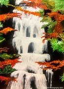 14th Jan 2021 - Cascading waters