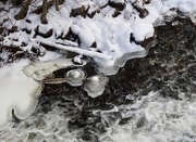 13th Jan 2021 - Water and Ice