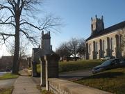14th Jan 2021 - Buildings #7: Pair of Churches