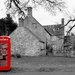 Converted phone box by jaffacake