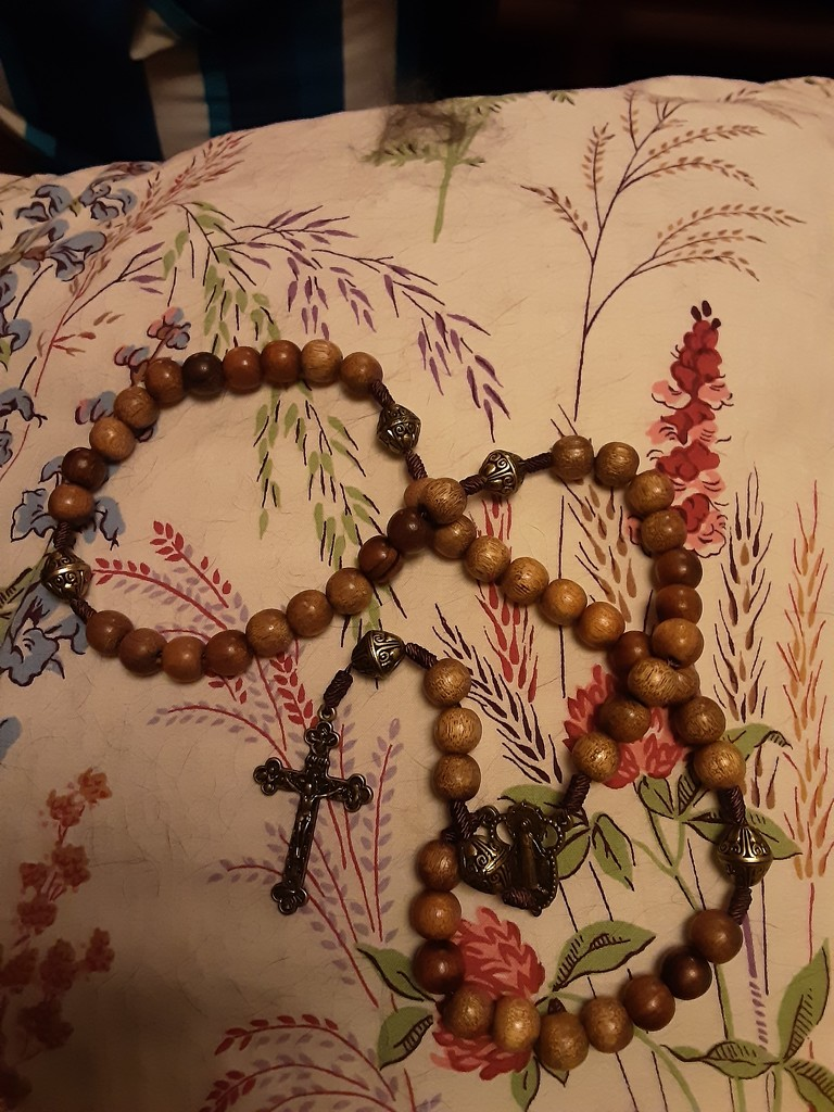 My Rosary beads by grace55