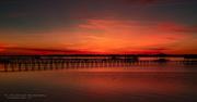 14th Jan 2021 - A Firey Sunset Tonight!