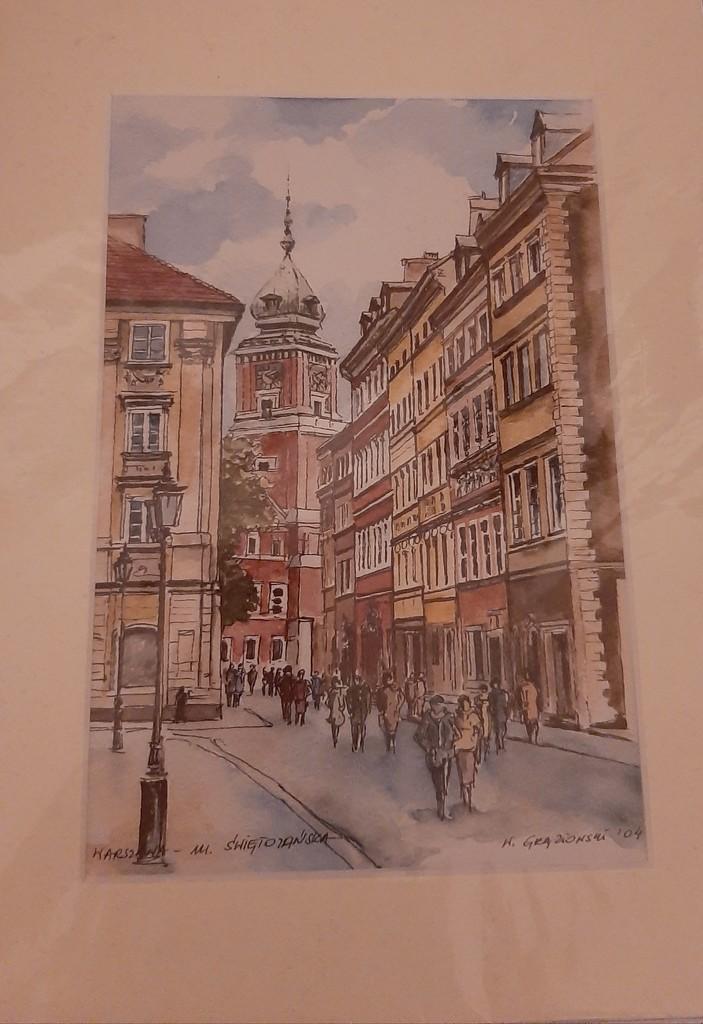Warsaw by bkbinthecity