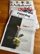 5th Jan 2021 - 5. Newspaper