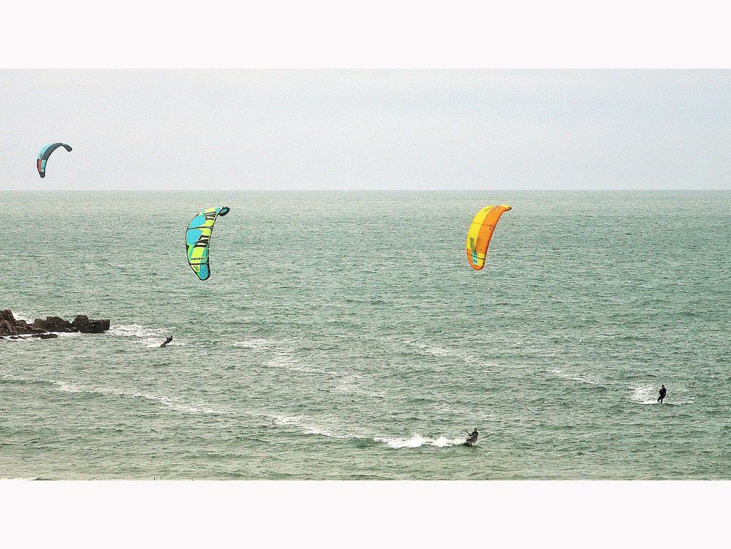 Kites by etienne