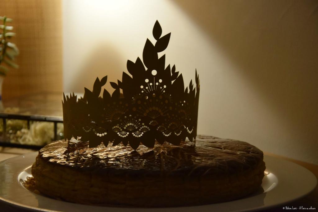 galette des rois  by parisouailleurs