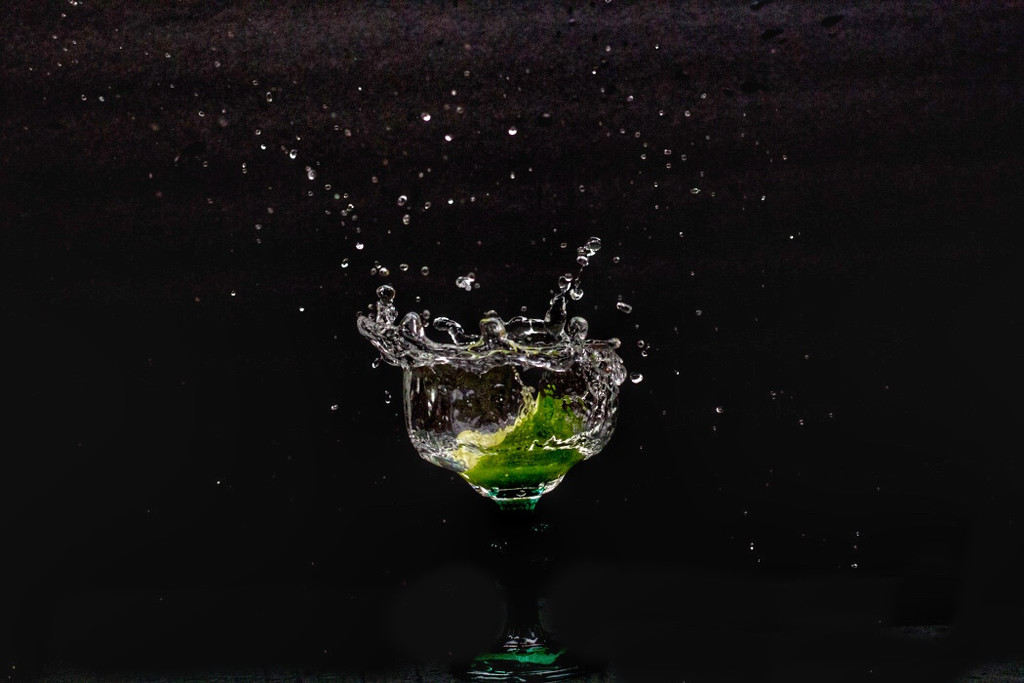Splash of Lime by not_left_handed