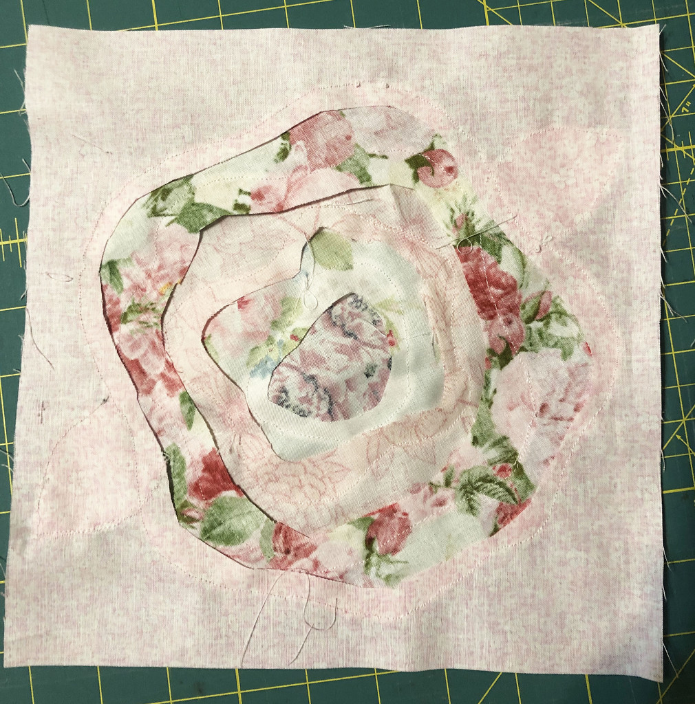 Quilt square back by homeschoolmom