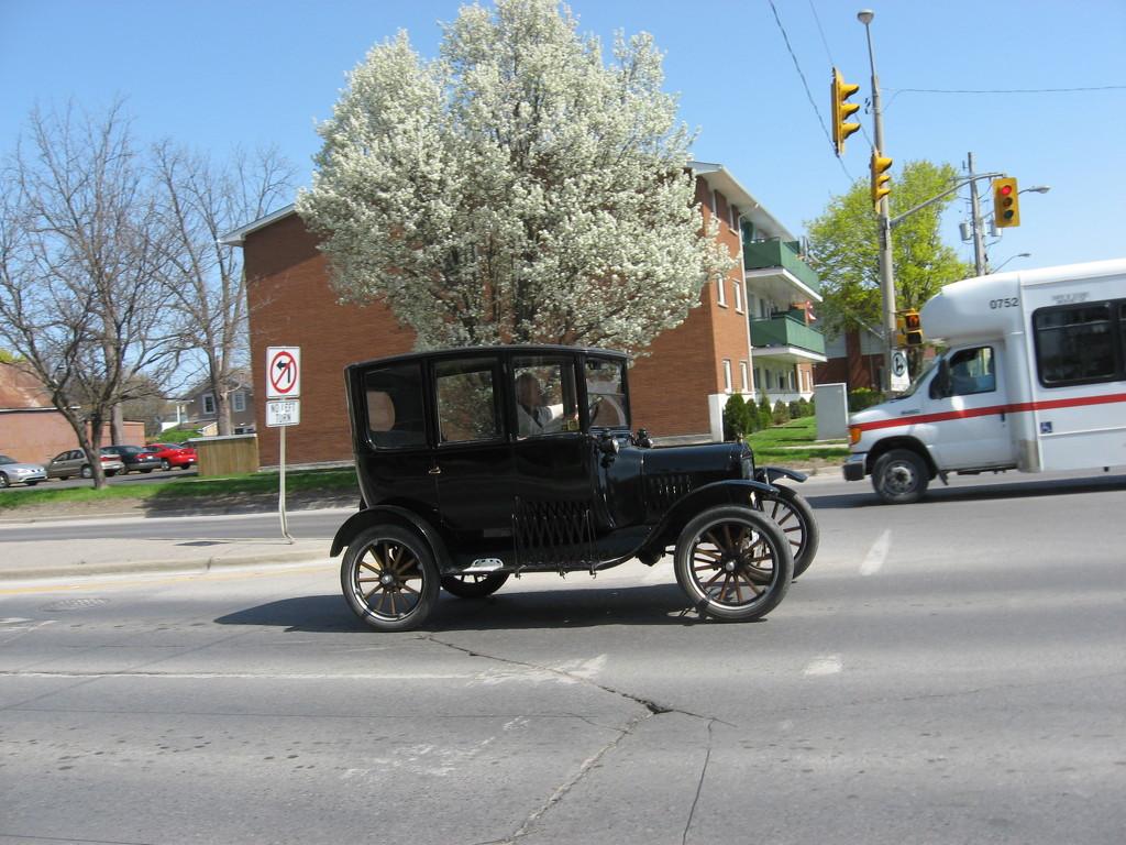 Cars #1: Old-Timer by spanishliz