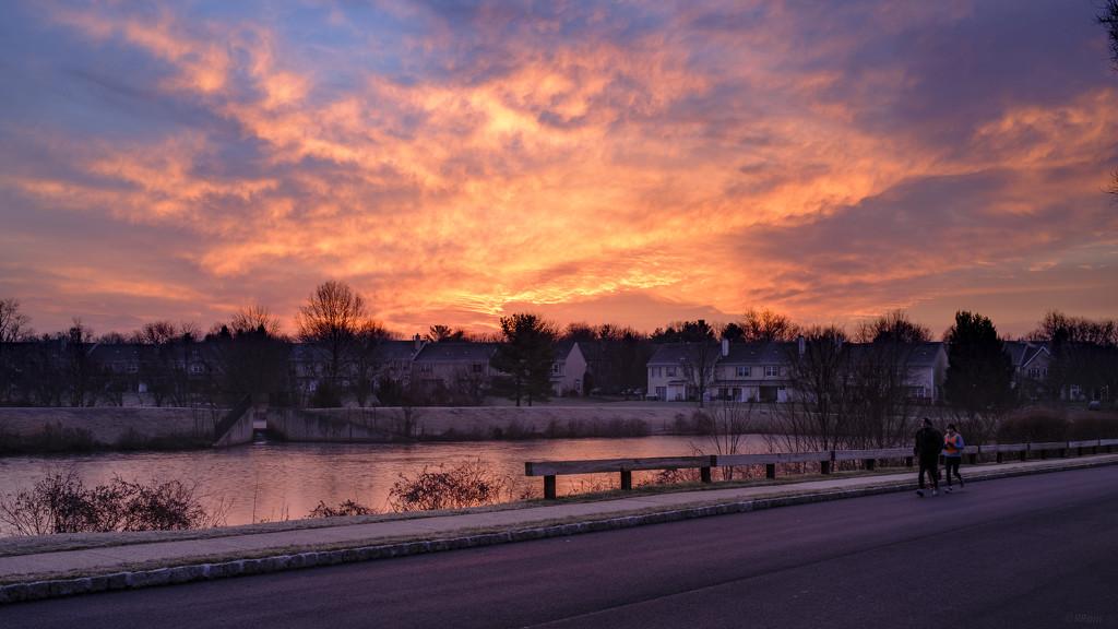 Morning Run by ramr