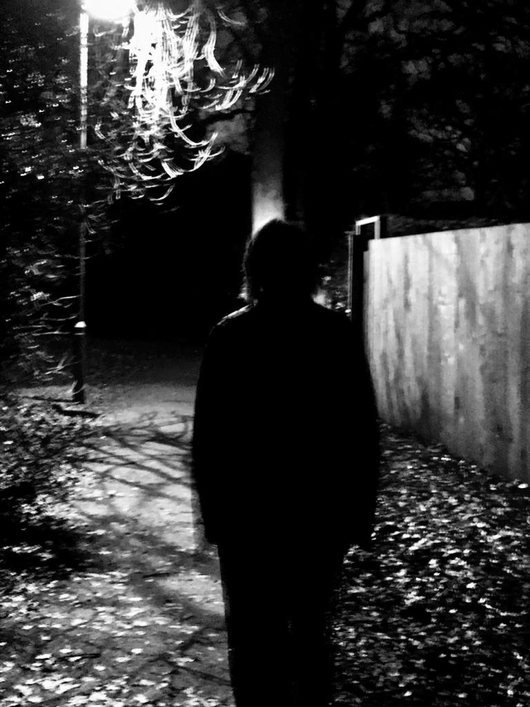 Ghost Walk by daffodill